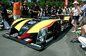 Welter Racing - A Welter Racing prototype at the 2006 24 Hours of Le Mans.