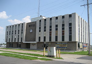 WTIX-FM - WTIX FM station in Metairie, Louisiana.