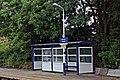 Waiting shelter, Holmes Chapel railway station (geograph 4524638).jpg