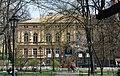 Walery Rzewuski palace, 1865 designed by Feliks Księżarski, 11 Westerplatte street, Krakow, Poland.jpg