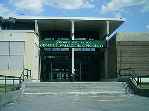 Wallace Civic Center - Image: Wallace Civic Center