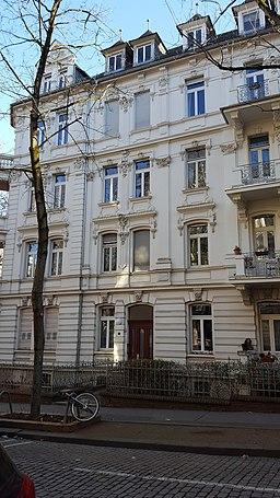 Wallufer Straße in Wiesbaden
