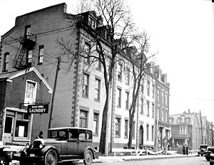 Walnut Hall - Walnut Hall in 1934