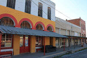 Walnut Springs, Texas - Image: Walnut Spings 6