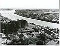 Wanganui and Wanganui River from Durie Hill (1962).jpg