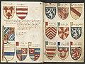 Wapenboek Beyeren (armorial) - KB79K21 - folios 052v (left) and 053r (right).jpg