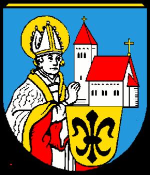 Altomünster - Image: Wappen Altomuenster
