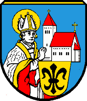 Altomünster - Image: Wappen Altomuenster