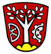 Coat of arms of Asbach-Bäumenheim