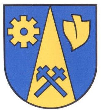 Remlingen, Lower Saxony - Image: Wappen Remlingen (LK WF)