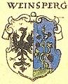 Wappen Weinsberg Siebmacher 1605 Tafel 226.jpg