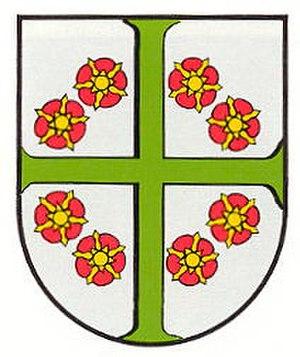 Mandelbachtal - Image: Wappen mandelbachtal