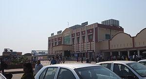 Warangal railway station - Warangal Railway Station