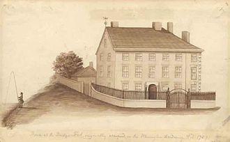 Anna Laetitia Barbauld - Warrington Academy in 1757