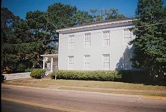 Quincy Woman's Club - Image: Washingtonlodgequinc y 1