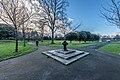 Water fountain at Herbert Park, Ballsbridge, Dublin -148507 (46791086232).jpg