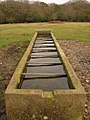 Water trough on Janesmoor Plain, New Forest - geograph.org.uk - 108897.jpg
