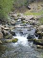 Waterfall on Monroe Creek, DyeClan.com - panoramio.jpg
