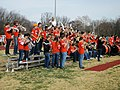 Webster Groves High School marching band - 2012.JPG