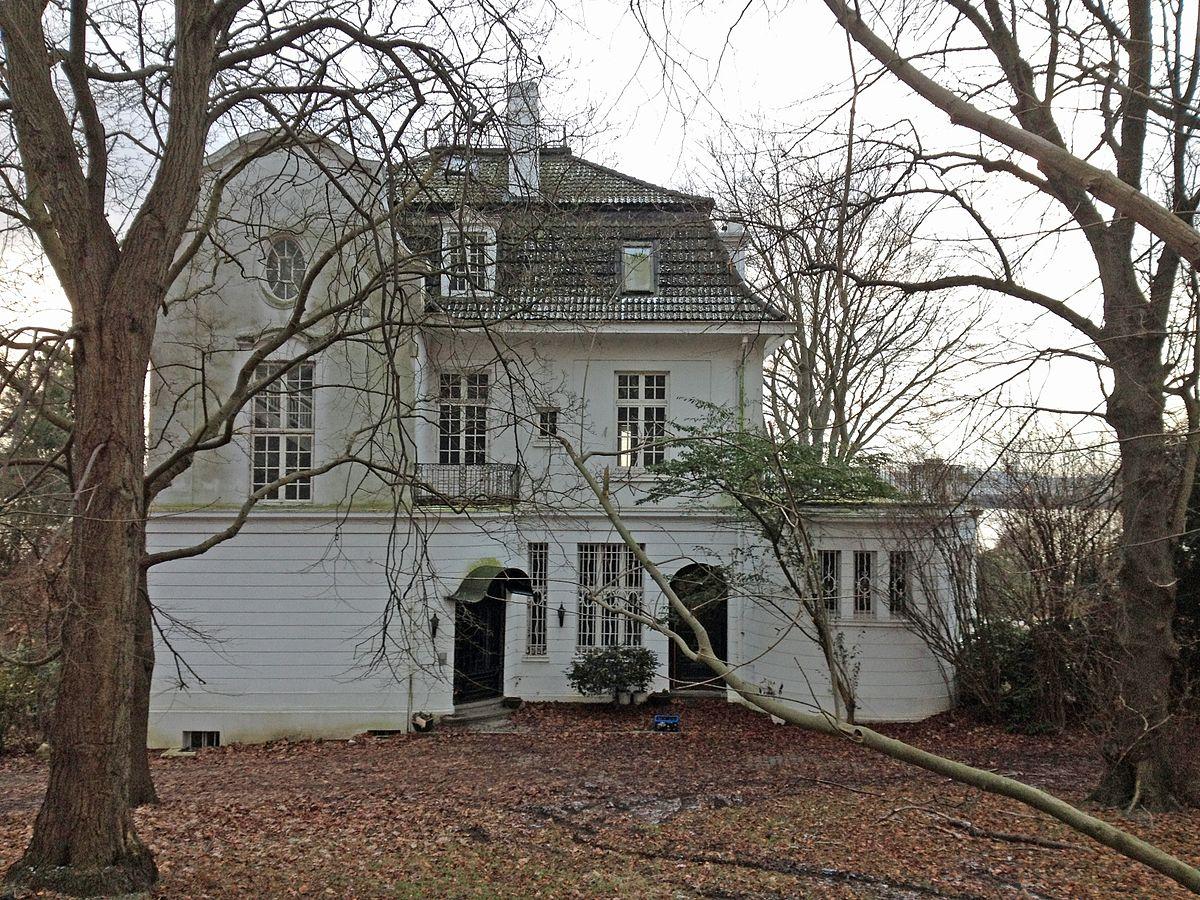 Weißes Haus von Nienstedten –