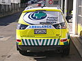 Wellington Free Ambulance Patient Transfer Car 461 - Flickr - 111 Emergency.jpg