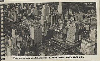 Viaduto Santa Ifigênia - São Paulo - Brasil