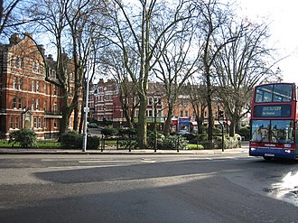 West Hampstead - Image: West Hampstead