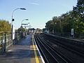 West Harrow stn look east.JPG