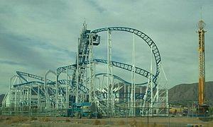 Sunland Park, New Mexico - Western Playland Amusement Park