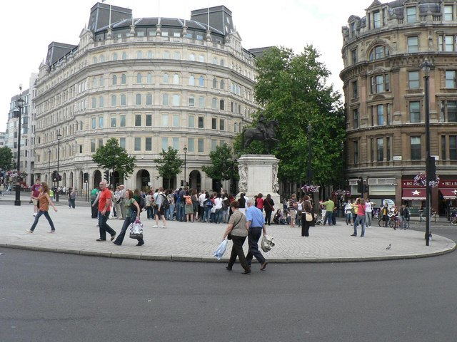 Westminster, Charing Cross - geograph.org.uk - 865507