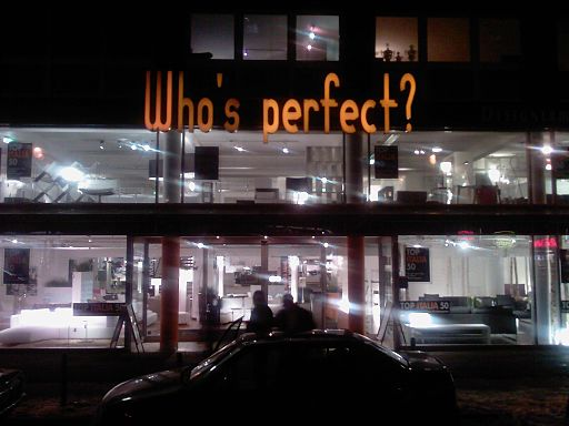 Who's Perfect Köln- perfectionist