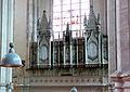 Wien - Minoritenkirche, Orgel.JPG