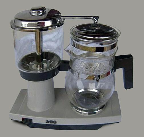 Kleine Kaffeemaschine Für Eine Tasse