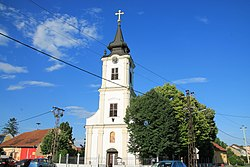 Wiki.Vojvodina V Saints Peter and Paul Church (Rumenka) 484.jpg