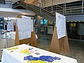 WikiCon 2014-Informationstafeln im Foyer (1).JPG