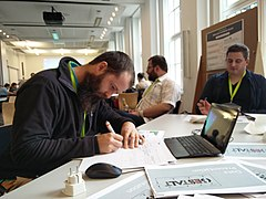 Wikimedia Conference 2016 - Learning Days 16 - Tools Rotations.jpg