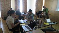 Wikimedia Hackathon 2017 IMG 4305 (34715789756).jpg