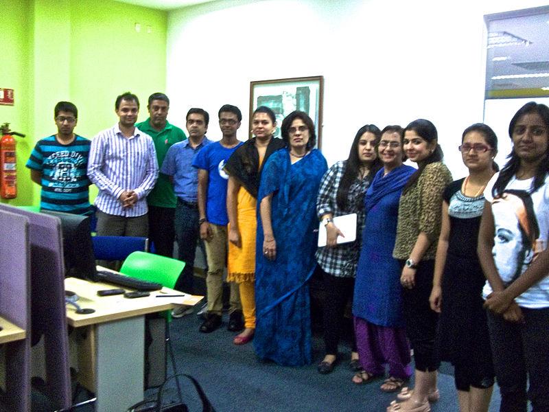File:Wikipedia workshop-Chandigarh.jpg