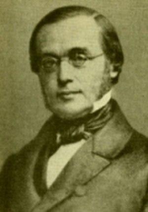 Fröndenberg - Ernst Wilhelm Hengstenberg