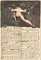 "William Blake - The First Book of Urizen, Plate 9, ""Chap- IV - 1 Ages on ages roll'd over him . . . ."" (Bentley 10) - Google Art Project.jpg"