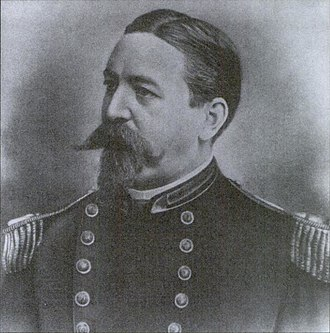 Judge Advocate General of the Navy - Image: William Butler Remey