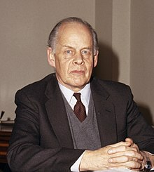 William D.M. Paton in 1984