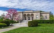 William H Hall Free Library, Cranston RI