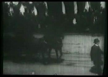File: William McKinley 1901 inauguration.ogv