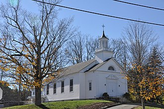 Wilmot, New Hampshire - Image: Wilmot NH Congregational Church