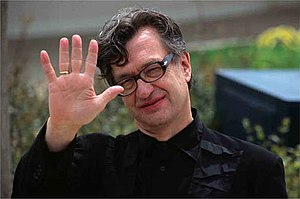 1989 Cannes Film Festival - Wim Wenders, Jury President of the Main competition