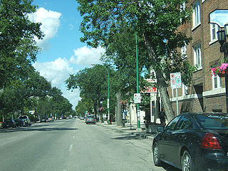 Winnipeg Route 70