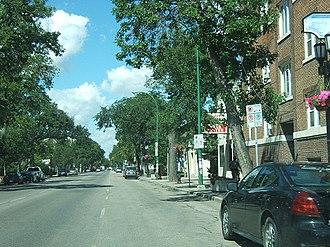 Winnipeg Route 70 - Image: Winnipeg Route 70