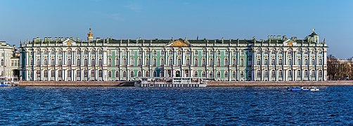 Winter Palace Panorama 4