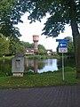 Woerden-zicht op de Watertoren, met de rug naar de Meeuwenlaan - panoramio.jpg